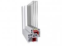 PVC Prozor energeto 8000®