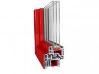 PVC Prozor IDEAL 8000® + 8000 aluskin®